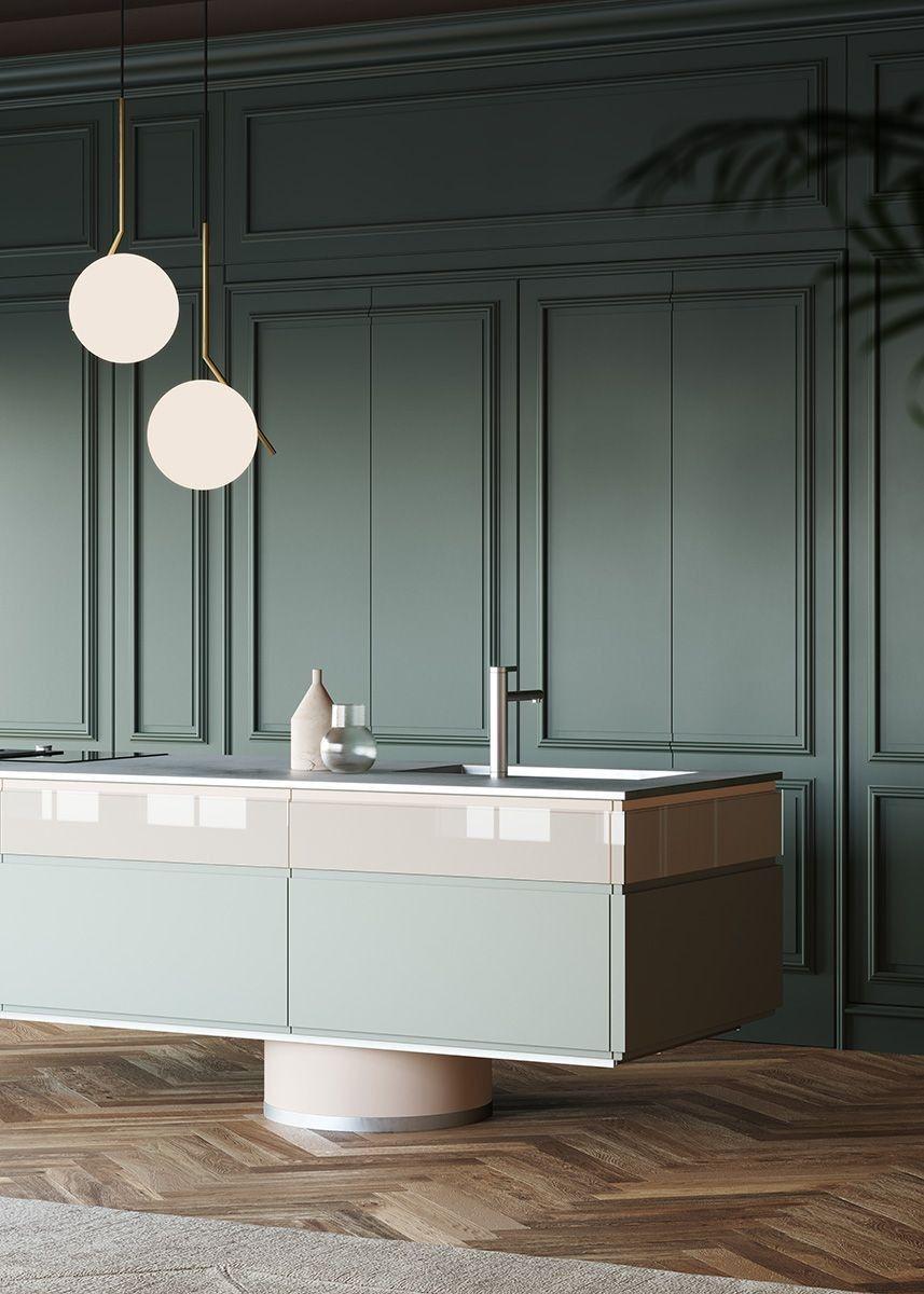 Pin by Tilen Space on Kitchen Grey kitchen designs