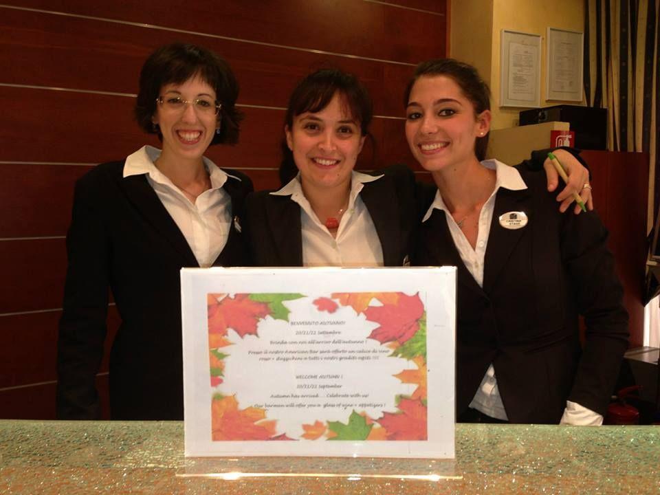 Romina, Giulia e Cristina