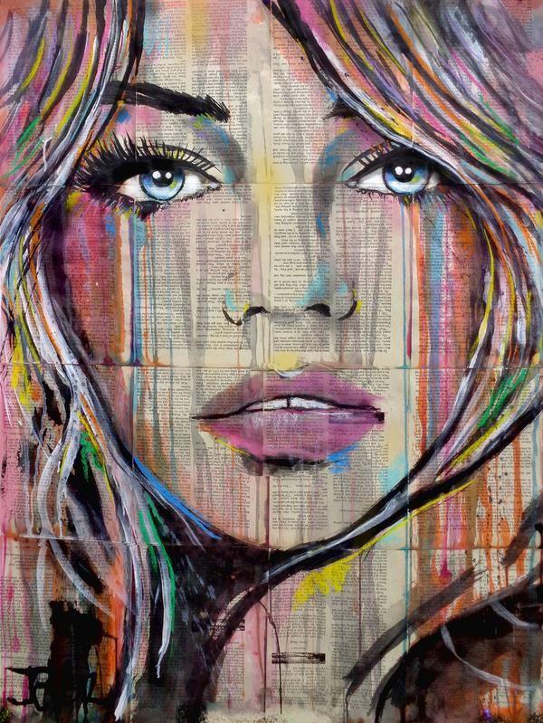 Solly Smook   Portrait art, Portrait painting, Artwork