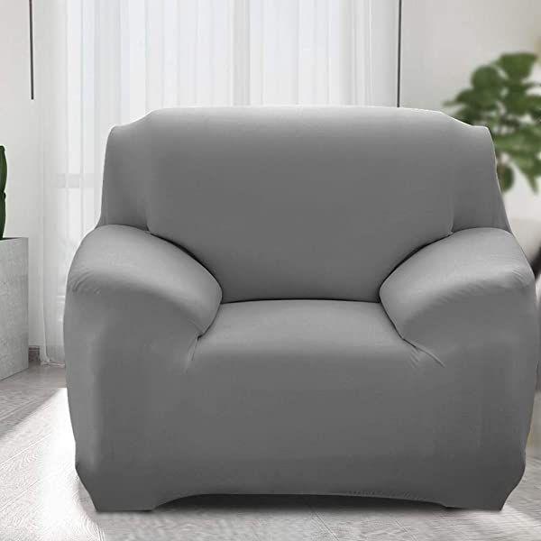 Nibesser Sofabezug 3 Sitzer 3 Sitzer Sofauberwurfe Fur L Form Sofa Elastische Stretch Sofabezug Sofa Uberzug Nibesser Sofa Covers Types Of Sofas Simple Sofa