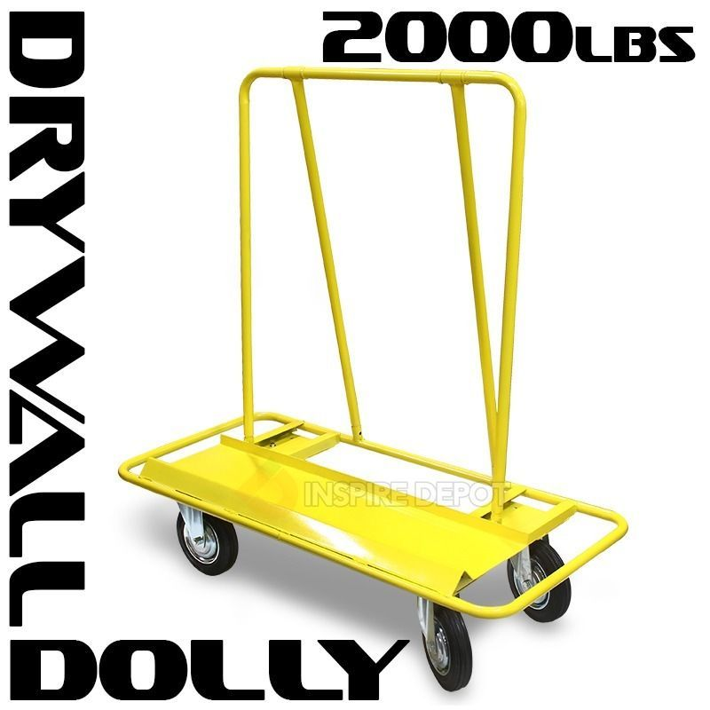Details About Drywall Cart Dolly Heavy Duty Handling