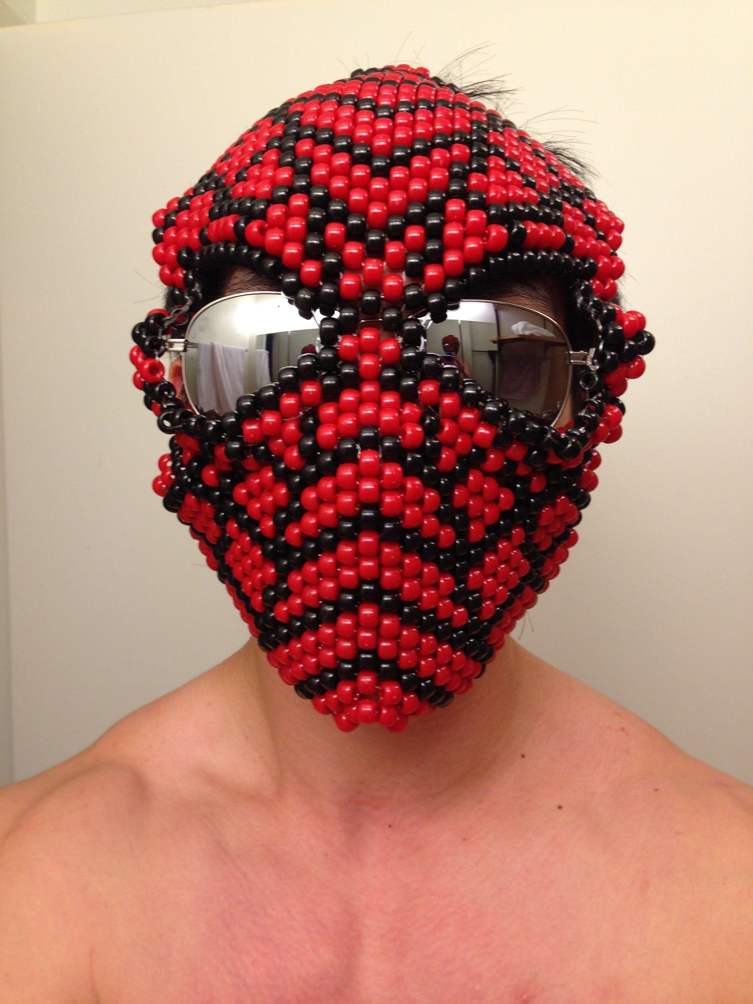 Full Face Kandi Mask  Google Search
