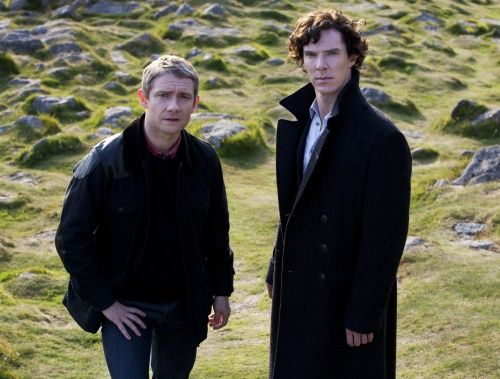 """""""Watching the Detectives: Sherlock - Culture"""" - Vogue (great little blurb about Sherlock. Cumby??)"""