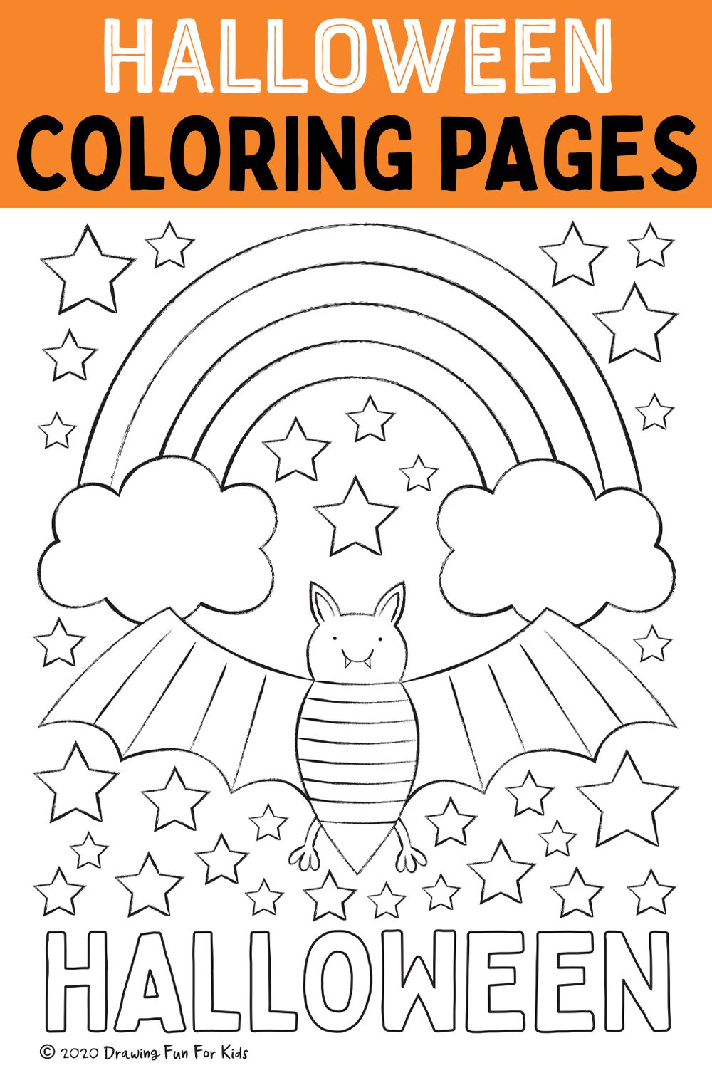 Halloween Coloring Pages In 2021 Halloween Coloring Halloween Coloring Pages Coloring Sheets For Kids Kindergartenworksheets halloween coloring pages