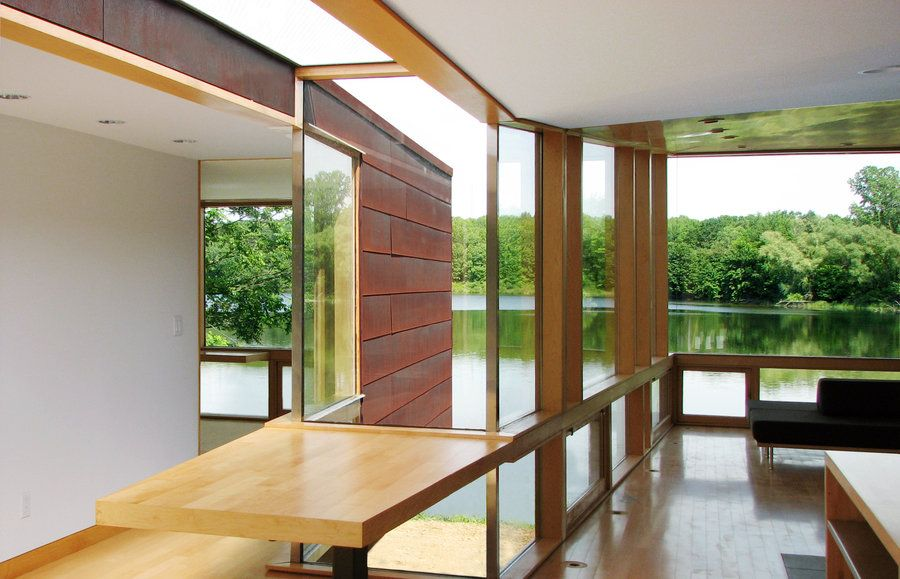 Garrison Architects Koby Cottage Maison Containers