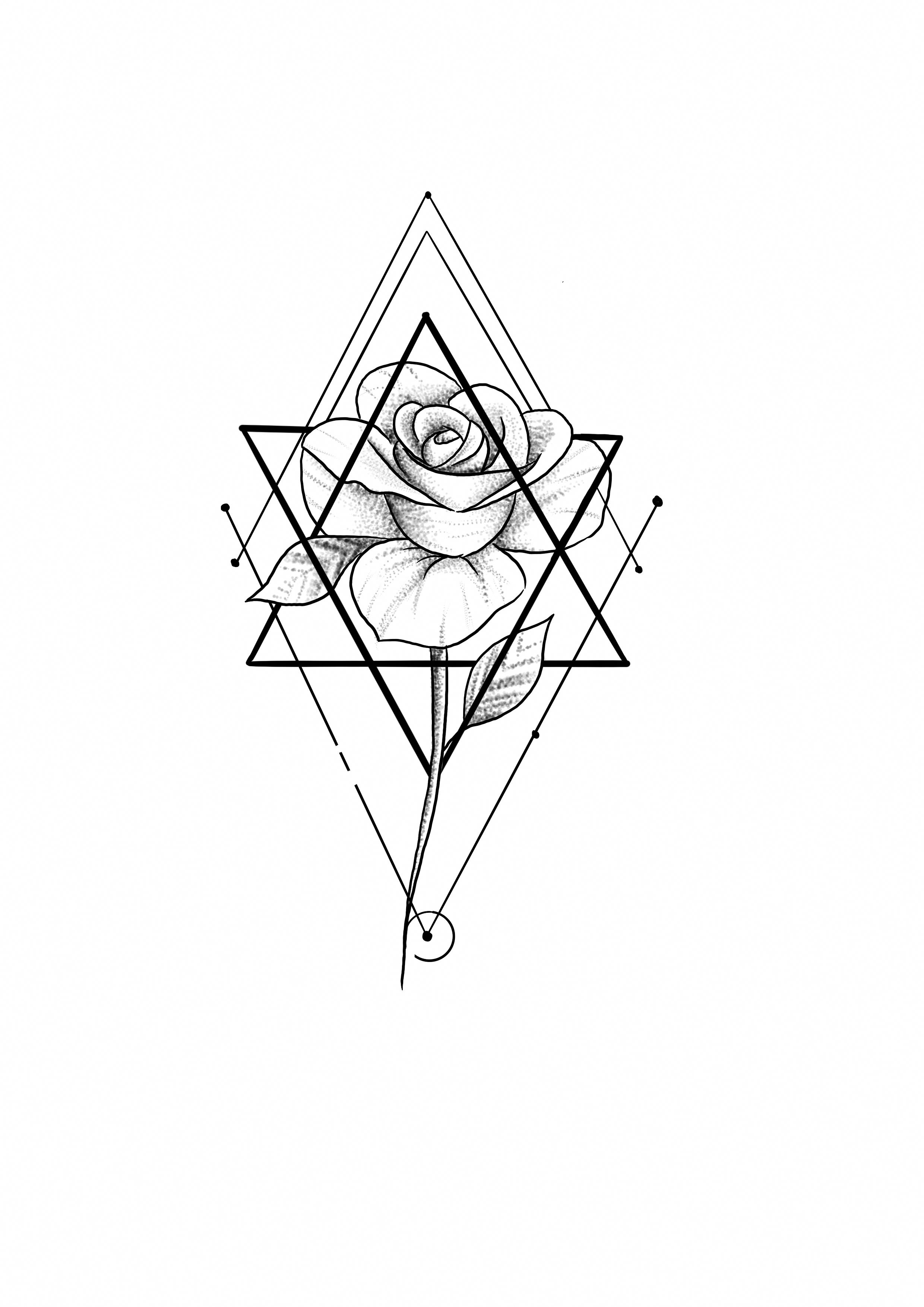 Simple Geometric Tattoo Geometrictattoos Tattoos Geometric Tattoo Geometric Tattoo Design