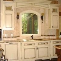Window Treatments For Kitchen Windows Over Sink Homeprada Da Kitchen Sink Decor Kitchen Window Treatments