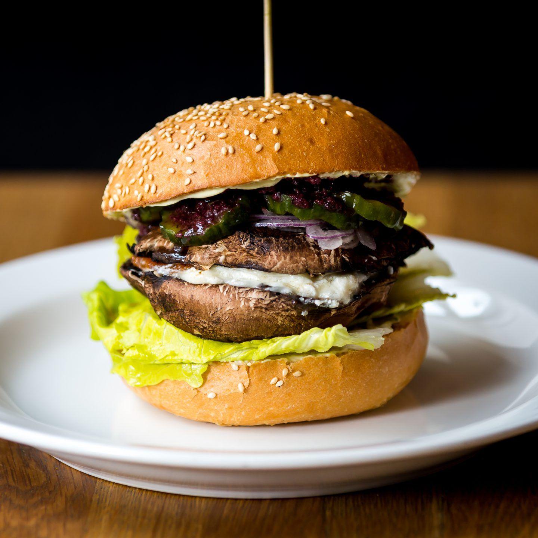 Hache Gourmet Burgers- Umami burger was delish!