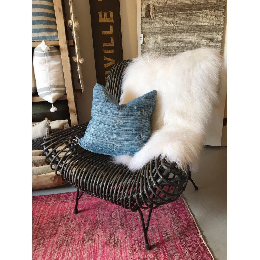 The perfect oddball chair - on sale in the shop for $645. Give us a call if you're interested!