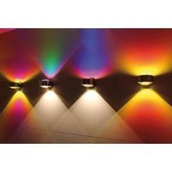 Photo of Top Light Puk Maxx Side Single Deckenleuchte chrommatt Linse klar / Linse klar 10cm Standard-Fassung