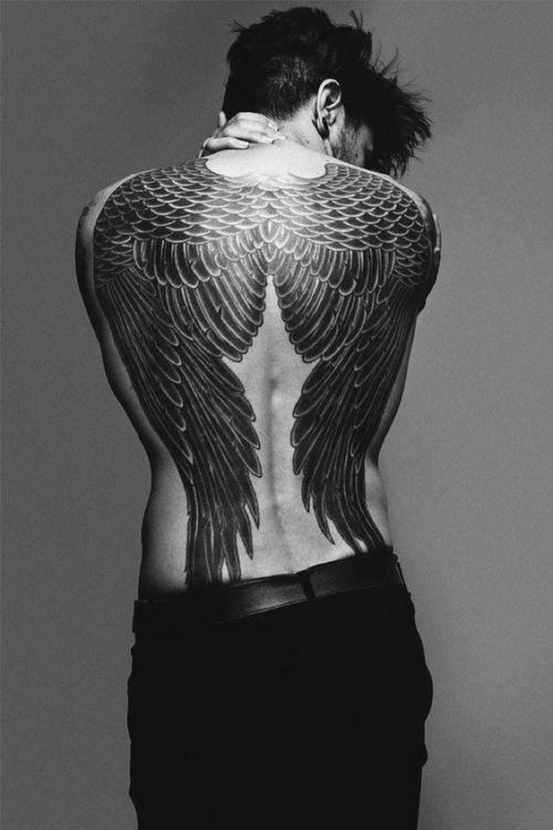 14+ Ailes d ange tatouage dos trends