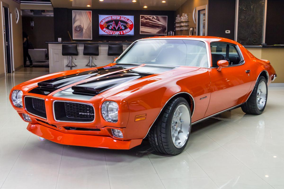 1972 Pontiac Firebird Formula Muscle Cars Pinterest 1960 400