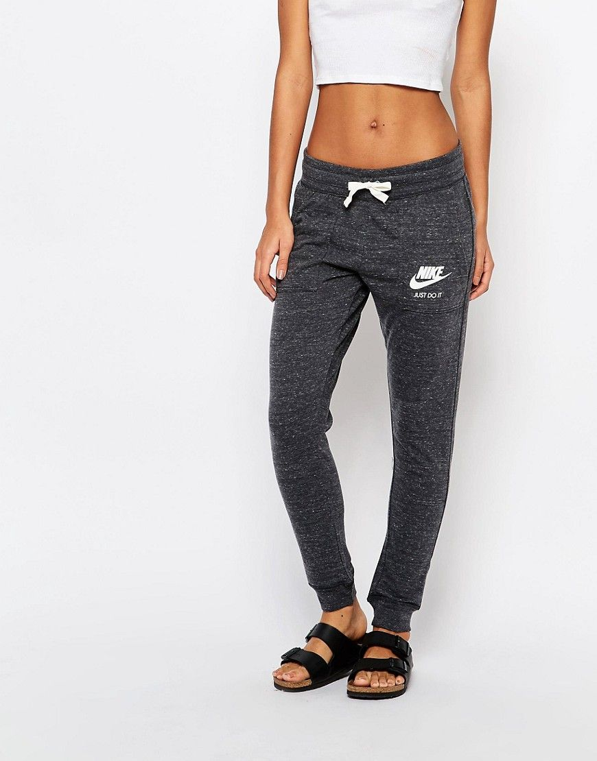 f6b93dfe0d Image 4 of Nike Sweatpants With Small Logo In Vintage Washed Fabric ...