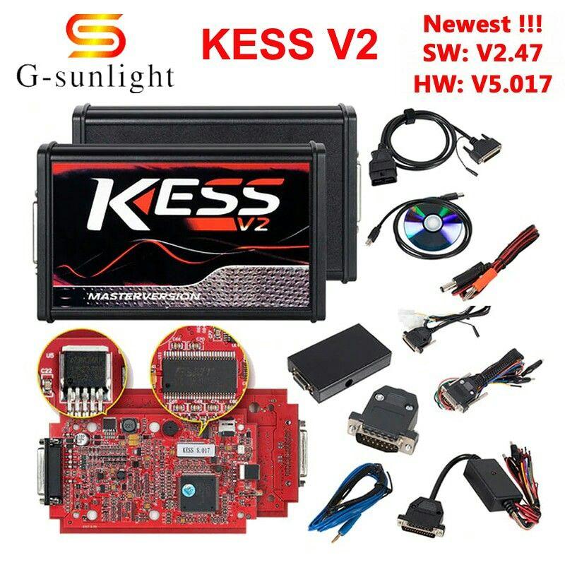 KESSV2 Kess V2 5 017 EU Version V5 017 Kess V2 EU Clone With