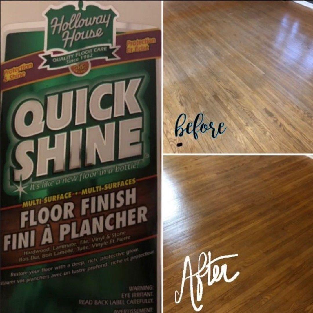 Quick Shine Flooring Floor Finishes