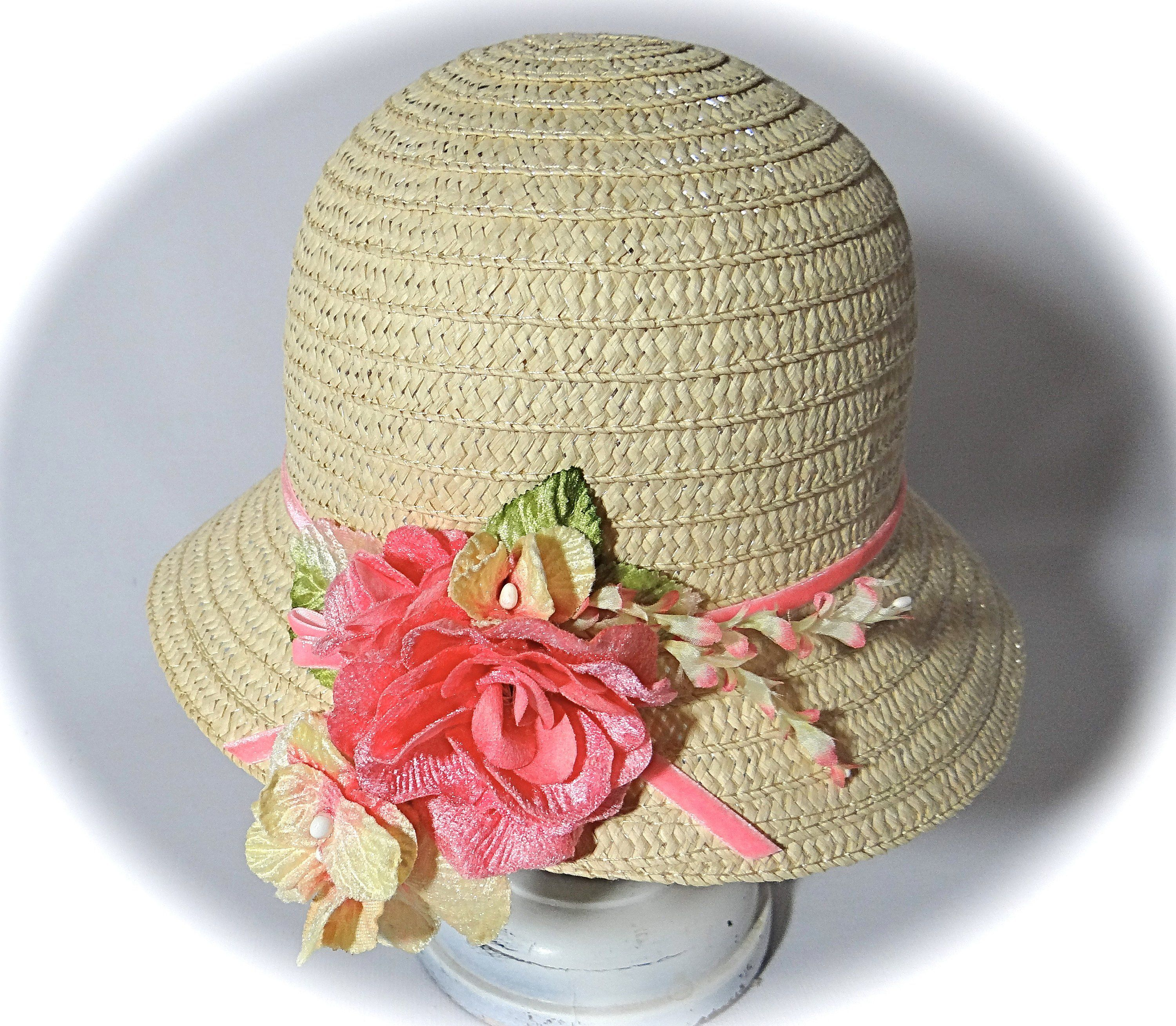 Pin On Easter Bonnets