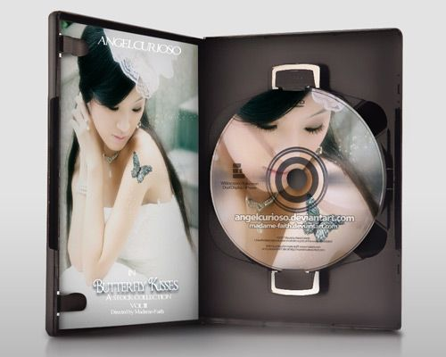 7 Free Photoshop CD and DVD Case Templates | Pinterest | Photoshop ...