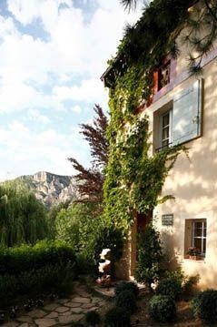 The Pigeonnier at La Bastide de Moustiers   My France - Provence ...