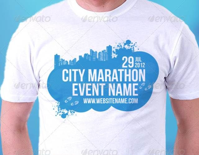 Event Event T-Shirt Designs from GraphicRiver (Page 3)