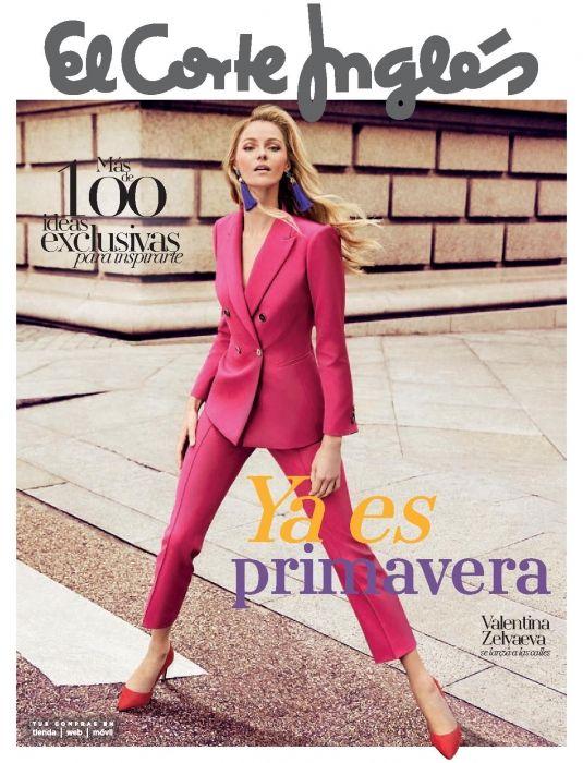 76158b11437f Moda El Corte Inglés: primavera-verano 2018 | Moda primavera verano ...