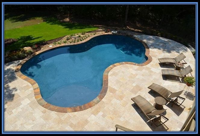 What Does It Cost To Build An In Ground Swimming Pool By Lombardo Pools Swimming Pools Backyard Building A Pool Inground Pool Landscaping