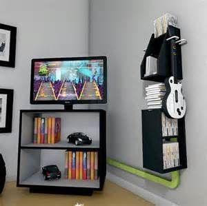 Ordinaire Box Video Gaming Accessories Storage   Black: GameCube