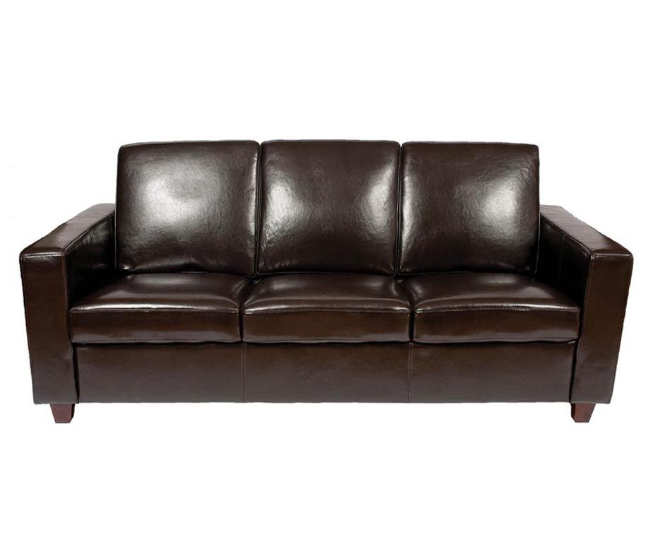 Fantastic Classic Leather 3 Seater Sofa Massage Furniture Sofa Beatyapartments Chair Design Images Beatyapartmentscom