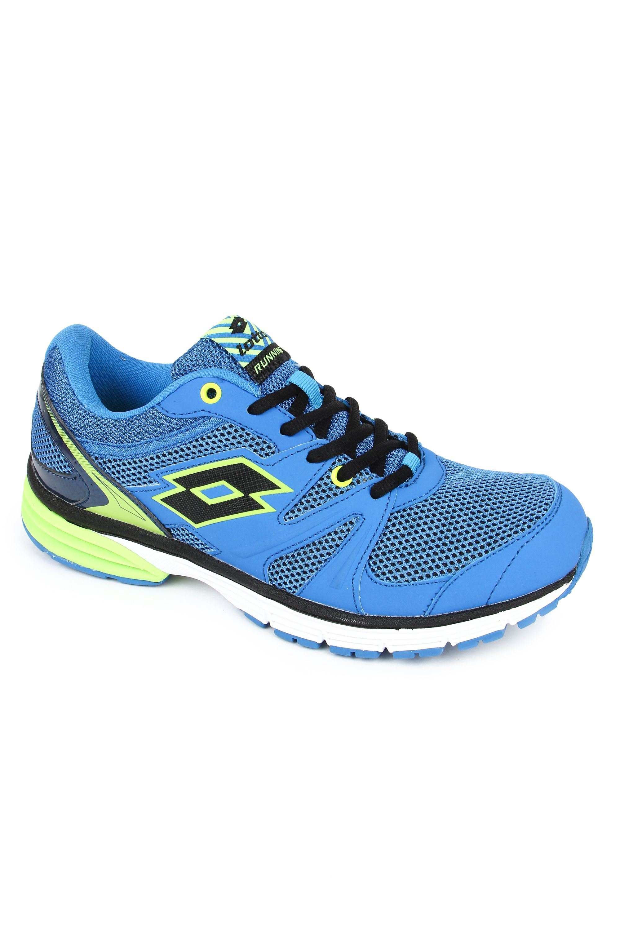 The Santiago running shoe by lotto, a  lightweight shoe with a lightweight mesh making it breathable . Has a durable , comfortable & soft cushioning . A reliable running shoe with striking colour combination making it a good casual wear as well. Improves both performance & looks.