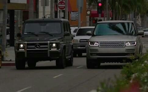Range Rover Vs Mercedes G Class With Images Mercedes G Class