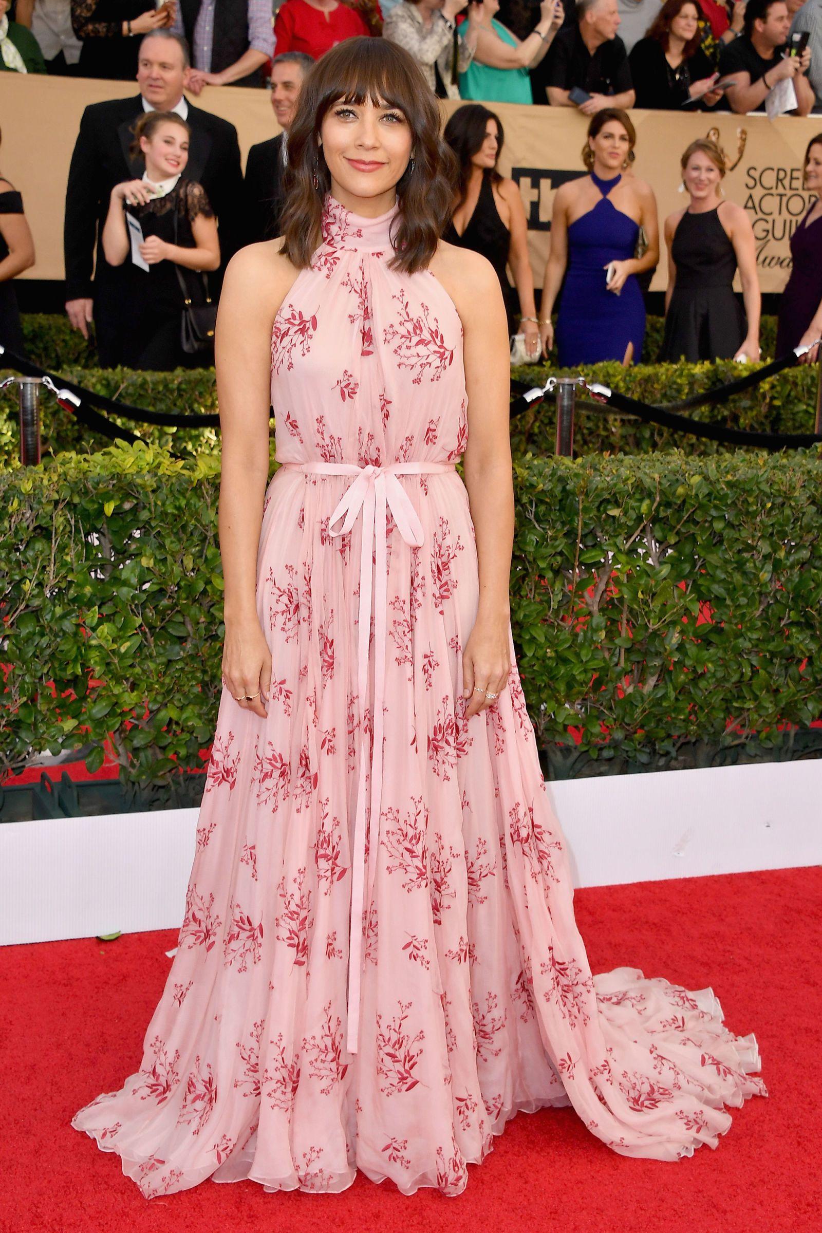 Rashida Jones - Vivienne Westwood | Best Dressed IV | Pinterest