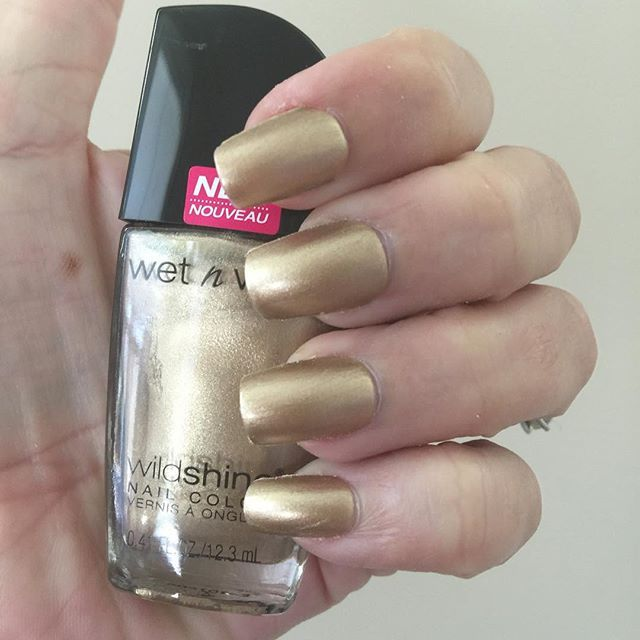 Wet n Wild Ready to Propose! Nail Polish - Swatch - Info! | NAILS ...