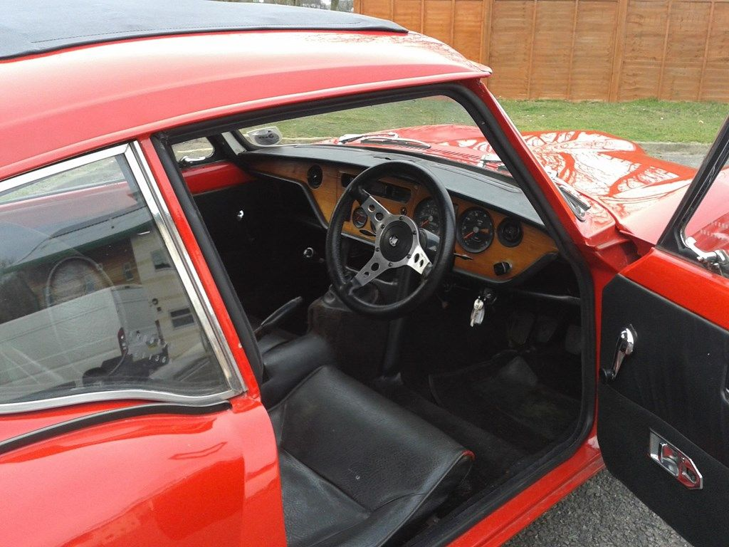TRIUMPH GT6 for sale | Classic Cars For Sale, UK | cars ...