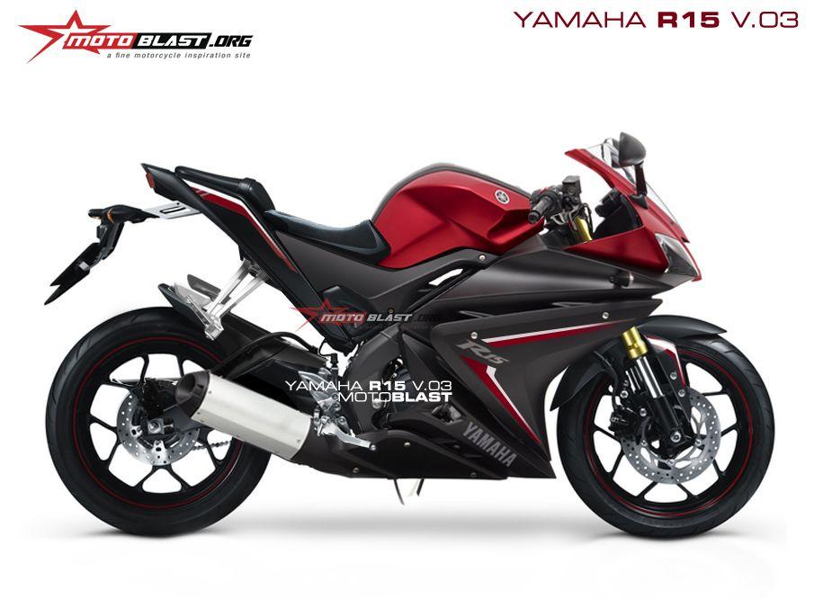 Yamaha R15 V3 0 Rendering By Motoblast Styling From M Slaz Yamaha Motorcycles Yamaha Bikes Yamaha Yzf
