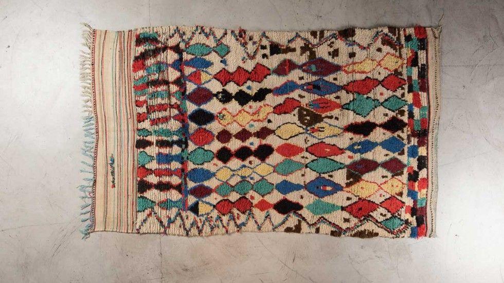 Tapis Berbere Azilal 3 Tapis Tapis Marocain Tapis Berbere