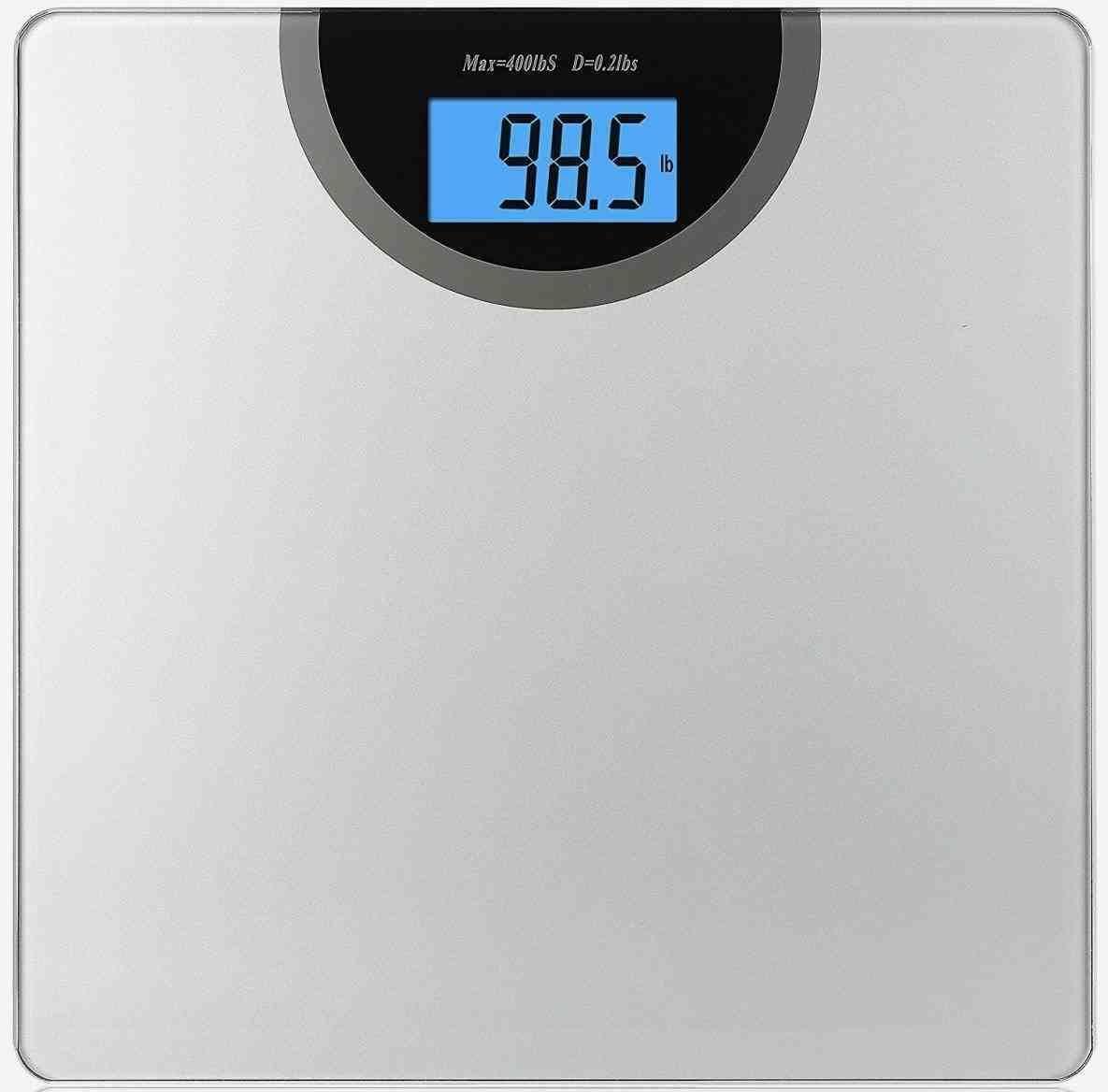 New Post Large Display Digital Bathroom Scales LivingRooms - Large display digital bathroom scales