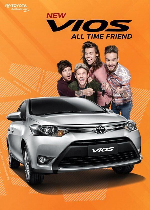 For The New Toyota Commercial In Thailand