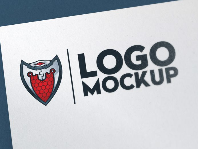 Free Logo Mockup 2 | Pixaroma | We extract aroma from pixels ...