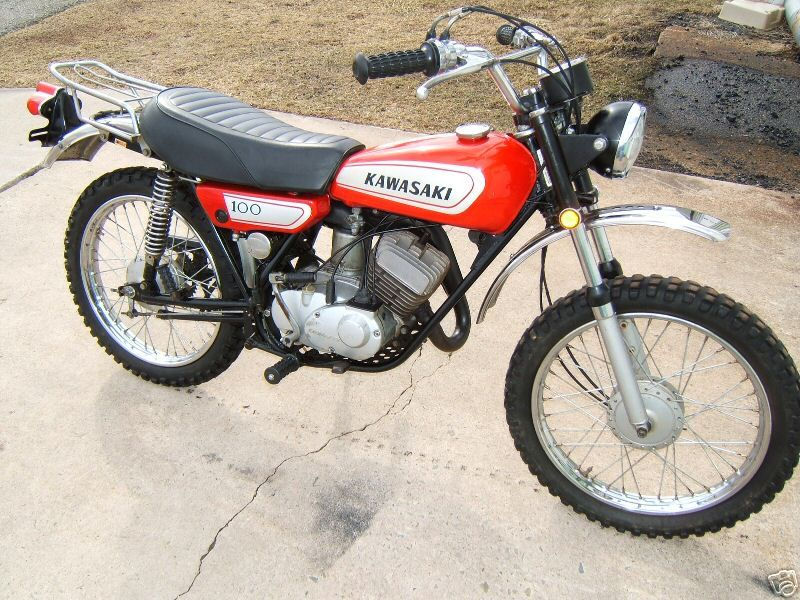 1971 Kawasaki G4tr Picking This Bike Up Tuesday Except Mine Is