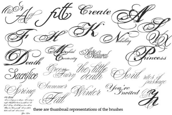 fancy tattoo fonts - Google Search | Cute belly rings, piercings ...