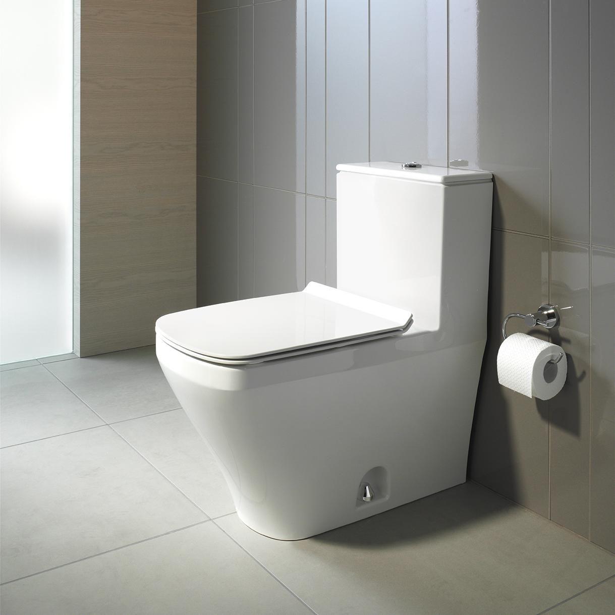 Durastyle One Piece Toilet Modern Toilet One Piece Toilets Modern Bathroom