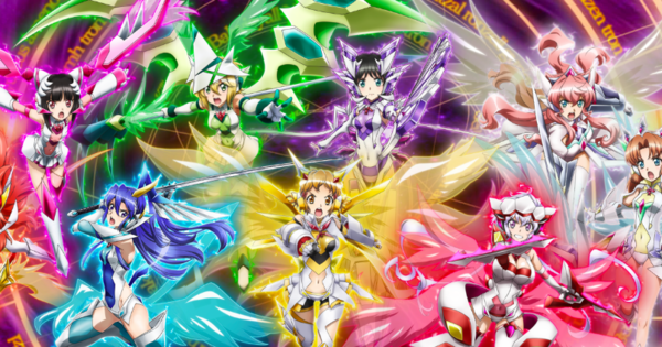 Bushiroad to Release Symphogear XD Unlimited Smartphone
