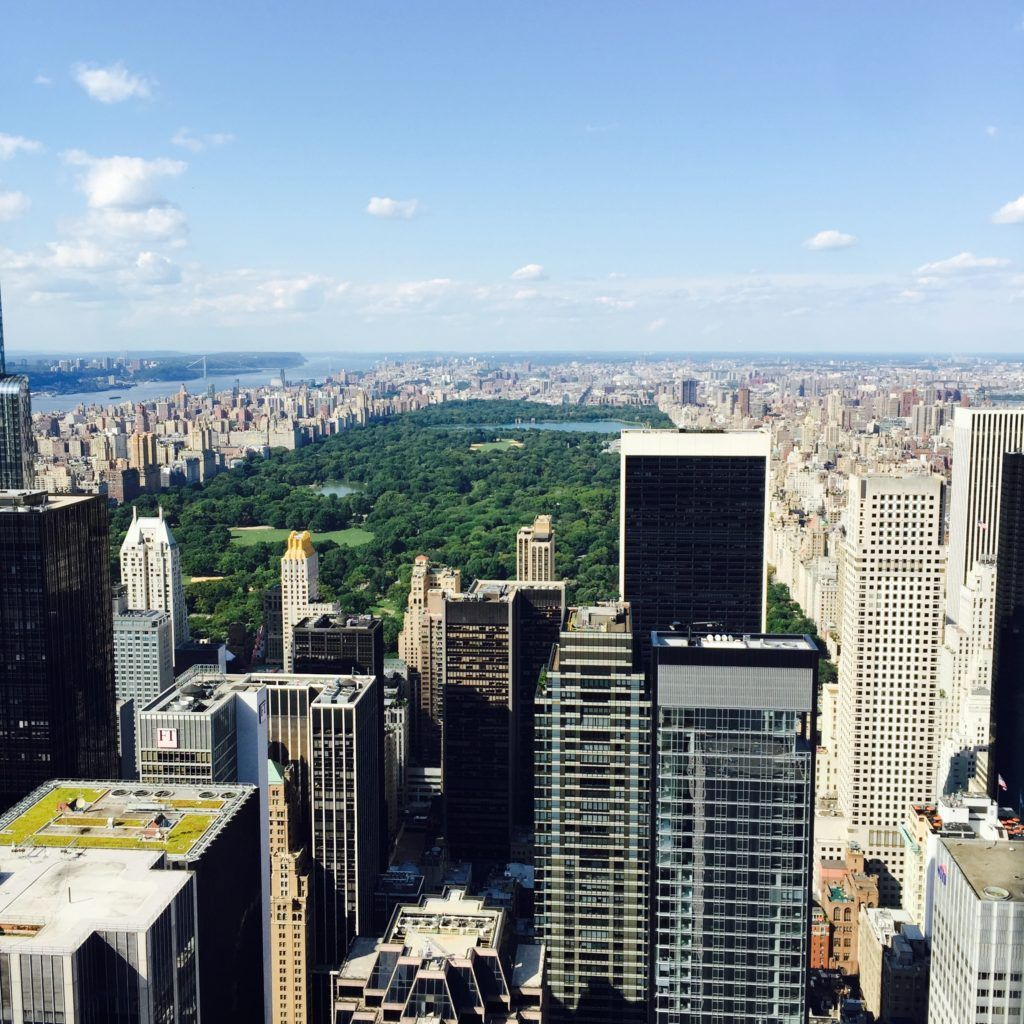 f024d7267 While the top of the Empire State Building is the most famous lookout point  in New