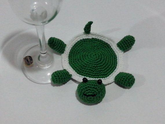 Tecniche amigurumi: la tartaruga uncinetto con schema. | 428x570