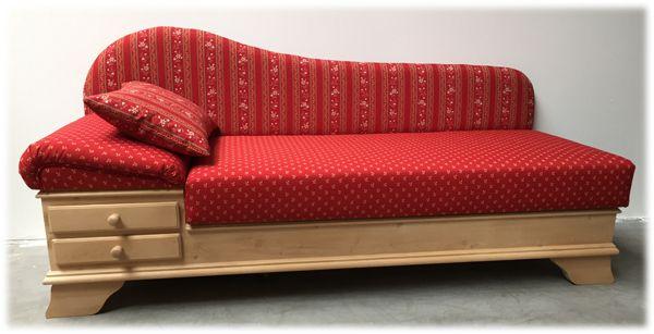 Sofa liege chiemgau stoff ts 1667 ts 1676 for Landhausmobel couch