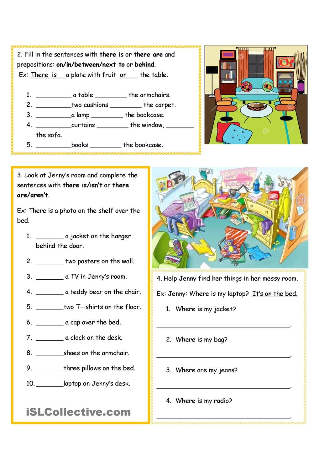 Bedroom furniture names in english - This Two Paged Worksheet Is Oriented On Rooms And Furniture Vocabulary It Also Contains One Page Filled With Interesting Exercises Regarding There Is
