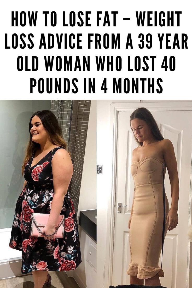 Gewichtsverlust Diät für einen 40-jährigen Mann