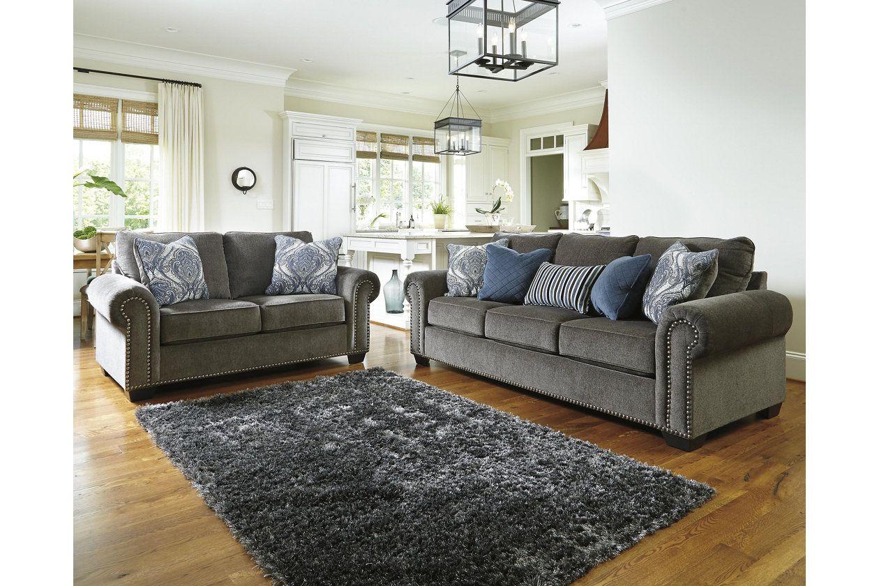 Navasota 5 Piece Living Room Set Ashley Furniture Home