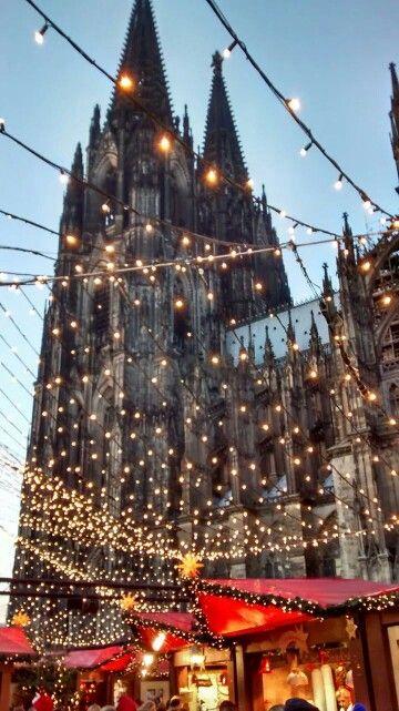 Weihnachtsmarkt Roncalliplatz