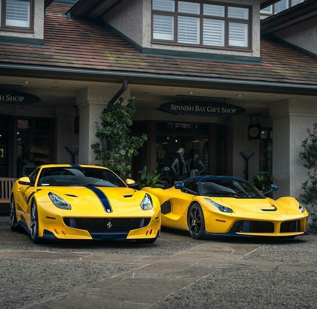 Ferrari F12 Tdf Vs Ferrari La Ferrari Ferrari F12 Tdf Ferrari F12 Ferrari