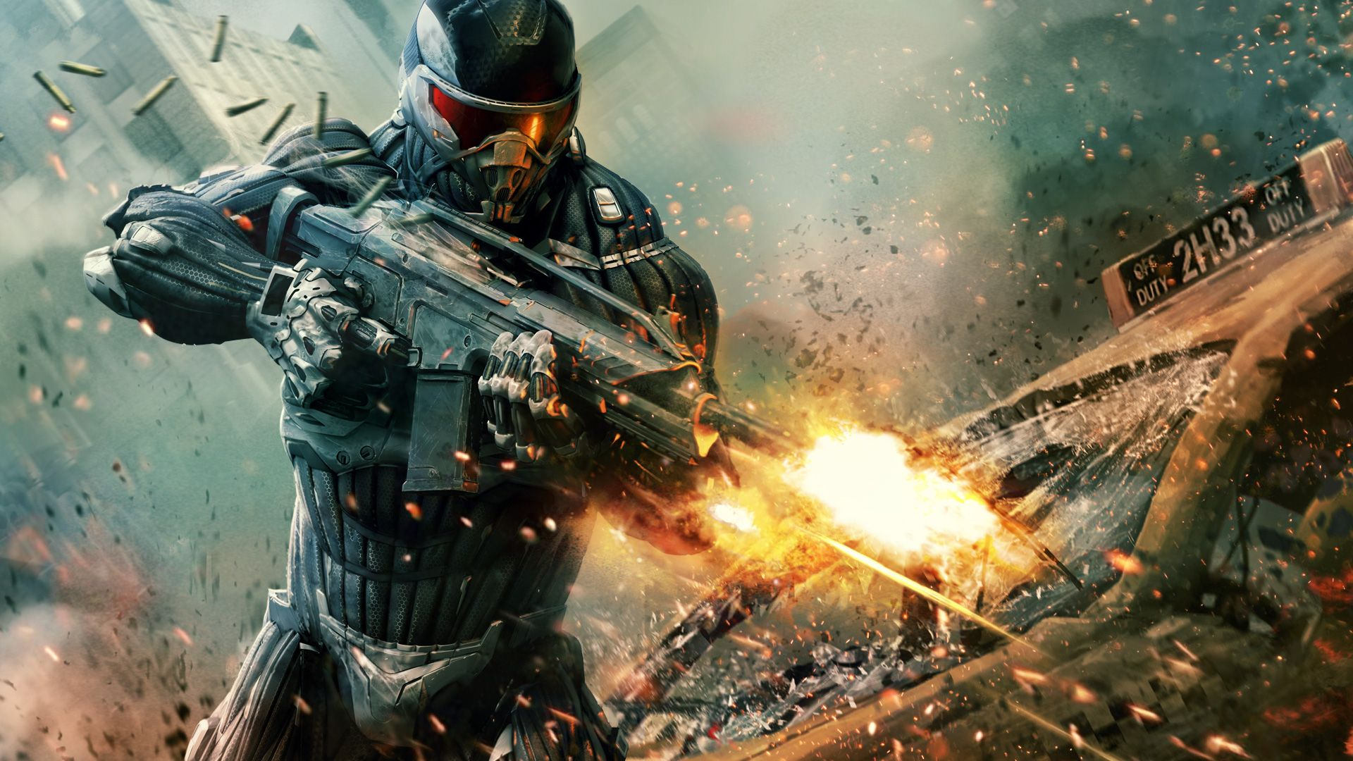 Crysis HD Wallpapers and Backgrounds 1920×1080 Crysis